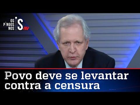 Augusto Nunes: Bolsonaro precisa evitar campo minado das polêmicas sobre a pandemia