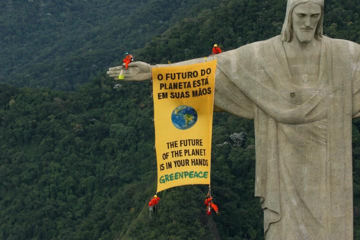 Greenpeace, cinquante ans d'actions pour la planète
