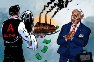 La très étrange transaction de 170 millions d'euros entre Areva et M.Bolloré