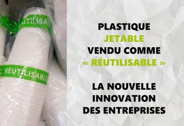 """Critiqué, Carrefour retire ses assiettes en plastique faussement «<small class=""""fine""""></small>réutilisables<small class=""""fine""""></small>»"""