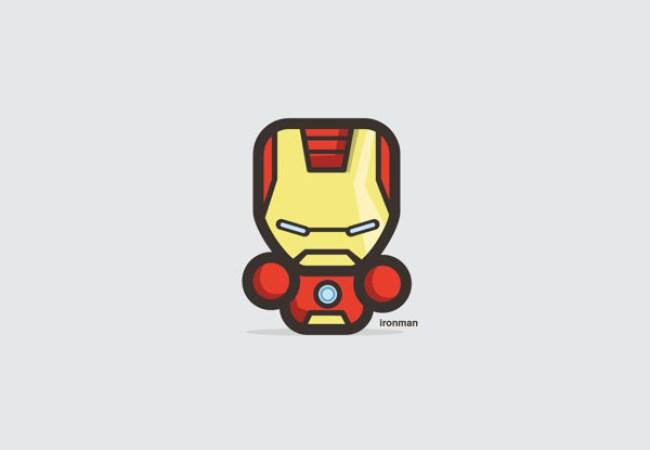 Iron Man_vector