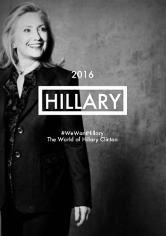 Hillary for President Yes she can_1