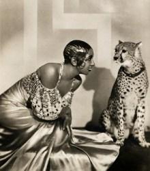 Josephine Baker e Chiquita