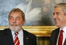 """Photo of Lula e Sócrates, """"irmãos"""" até nos escândalos"""