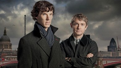 Photo of Sherlock