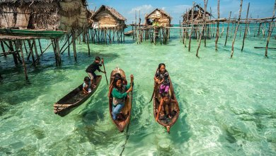 Photo of Os Bajau: A tribo do mar