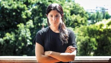 Photo of Mariana, a força à esquerda