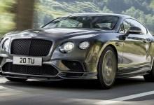 Photo of Bentley Continental Supersports em análise