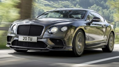 Photo of Bentley Continental Supersports em análise