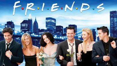 "Photo of ""Friends"": aquele que é eterno"