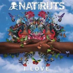"""Capa do álbum """"I love"""", lançado a 7 de dezembro de 2018"""