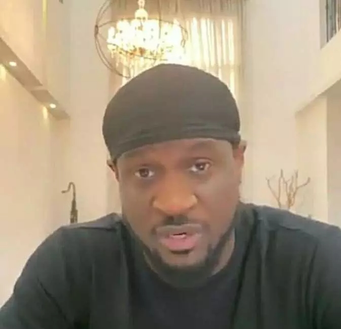 Peter Okoye (P-Square) wife and Children tested positive to COVID-19