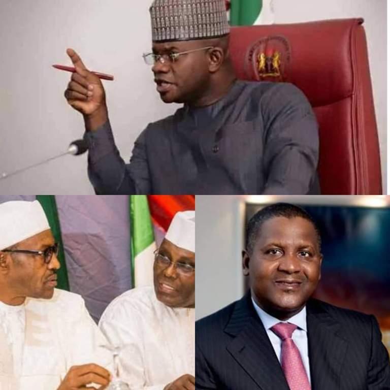 North Has So Many Billionaires But Still The Poorest Region In Nigeria – Gov Bello