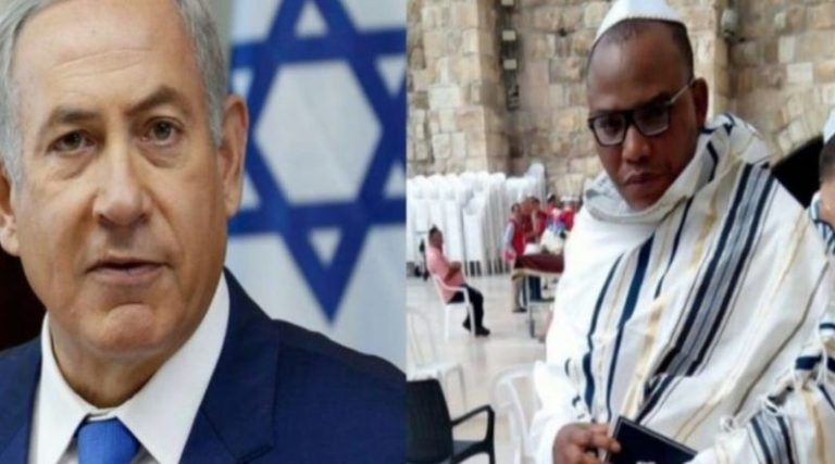 Israeli President Urge Nnamdi Kanu On Emancipation Of Biafra