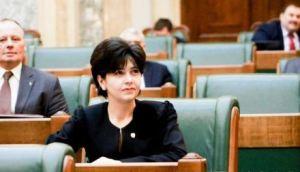 doina federovici - senator psd