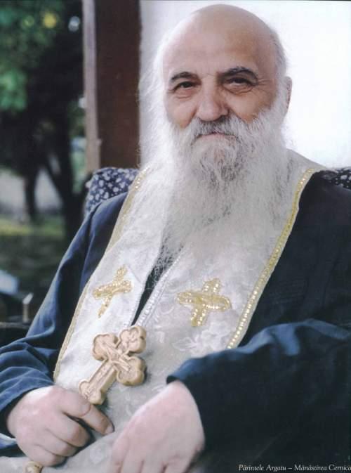 Parintele Ilarion Argatu, Manastirea Cernica
