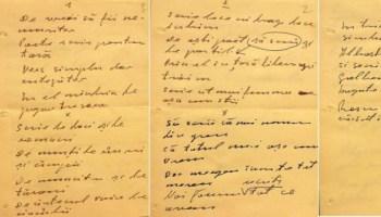 Citeste Poezia Scrisa De Fostul Dictator