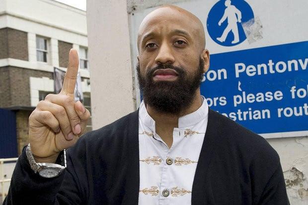Muslim Preacher Abu Izzadeen