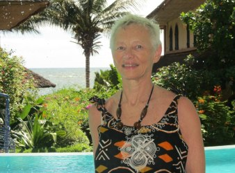 Funeral service due ... Ambassador Trudy Stevenson will be cremated in private ceremony on September 7