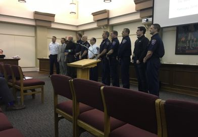 Stow City Council addresses police dispatch and taxpayer concerns