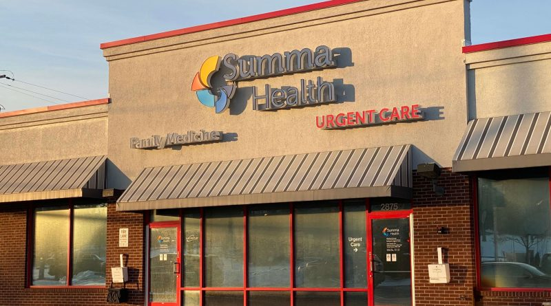 Summa Health Urgent Care Facility in Akron, Ohio