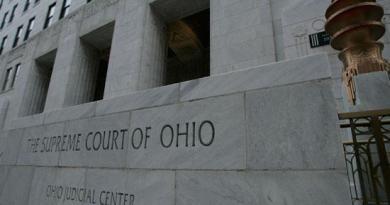 Photo of the Supreme Court of Ohio.