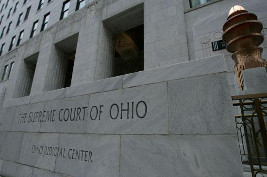 Photo of the Supreme Court of Ohio.
