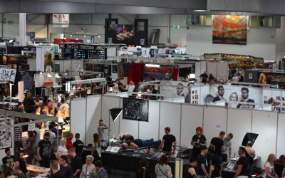 Reportink on tour: Tattoo Convention Dortmund 2016