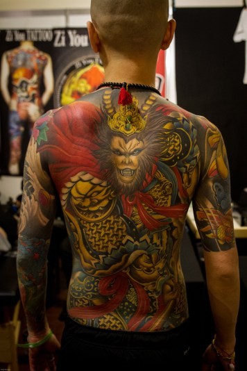 Tattoo Ink Explosion 2015 (Foto: AngryNorman - Photography and more)