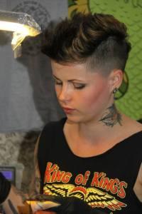 Kristin Schubert (Foto: Rolf Buchholz)