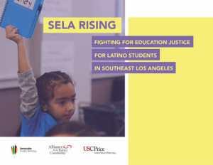SELA Rising Final Report 2019