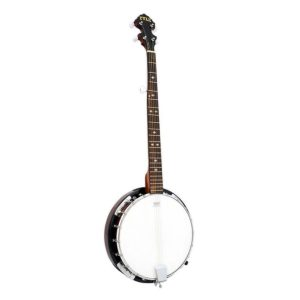 Pyle 5-String Geared Tunable Banjo