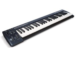 M-Audio Keystation 49 II | 49-Key USB MIDI Keyboard Controller