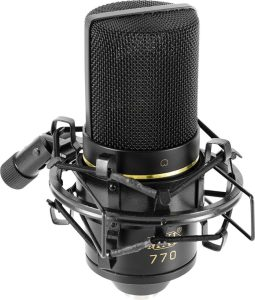 condenser microphone for vocals