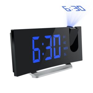 Mpow Projection Clock, FM Radio Alarm Clock
