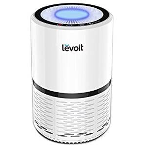 best aiLevoit 3-in-1 Air Purifier with True HEPA Filter, 3 Speeds Plus Night Light, Odor Allergies Allergen Eliminator Cleaner for Home Room, Smoke Dust Mold, Ideal for Smokers, Pets Owners, 100% Ozone Free
