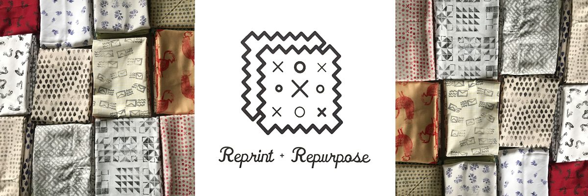 Reprint + Repurpose