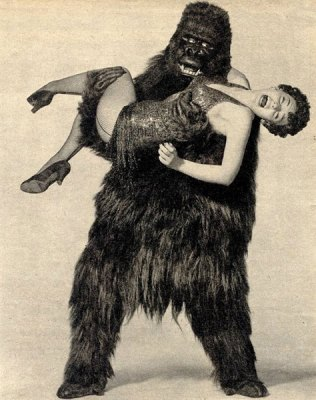 gorilla-at-large