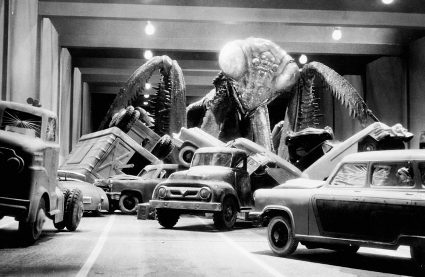DEADLY MANTIS, THE (1957)