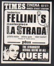 la-strada-the-queen-ad