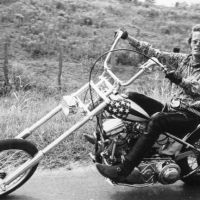 The Last Of The Wild Angels - Peter Fonda 1940 - 2019
