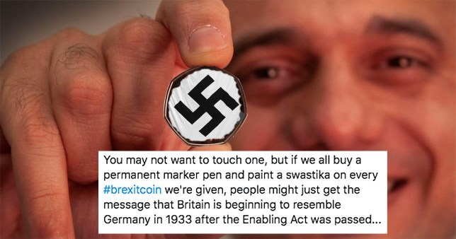 50p=brexit-swastika