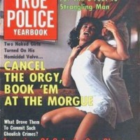The Sleazy World Of The True Detective Magazine