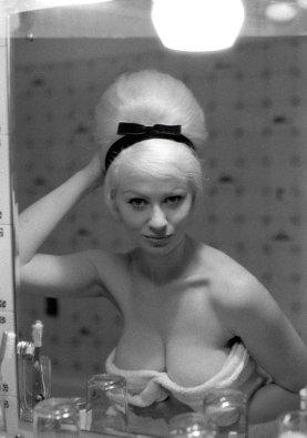 Mandatory Credit: Photo by REX/Shutterstock (291412h) SABRINA IN LAS VEGAS - 1962 VARIOUS