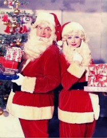 Bob Hope and Lucille Ball
