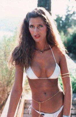 Caroline Cossey - the first trans Bond Girl