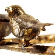 Giacometti Bird Detail