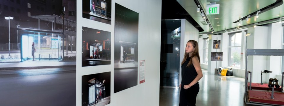 Curated by Scott Burnham Reprogramming the City at Boston Society of Architects BSA Space Gallery