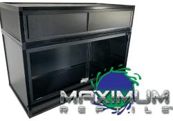 maximum reptile essential 4 enclosure + hood featured image