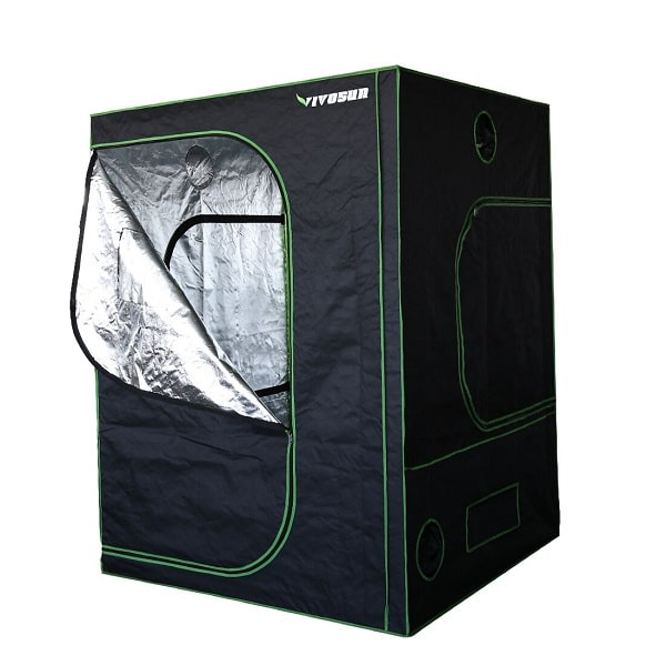 vivosun grow tent reptile enclosure